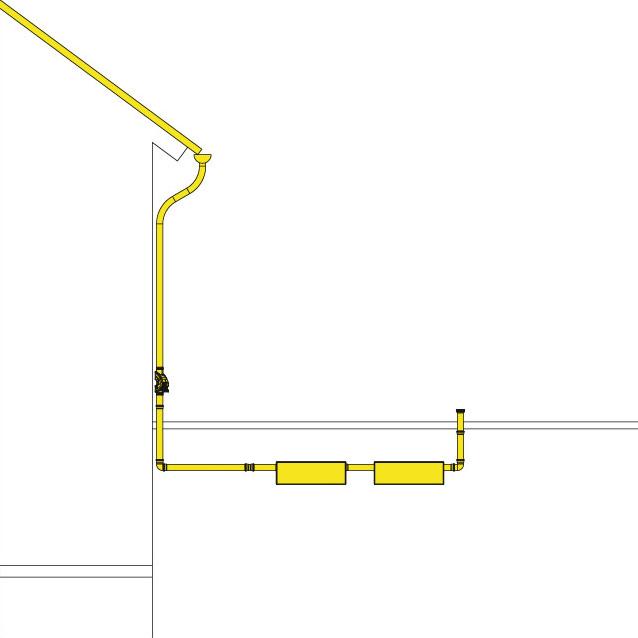 Usage methods - Speidel rainwater harvesting